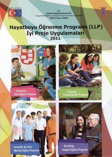 LLP İyi Proje Uygulamaları - Ulusal Ajans