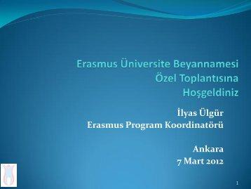 EUC Implementation