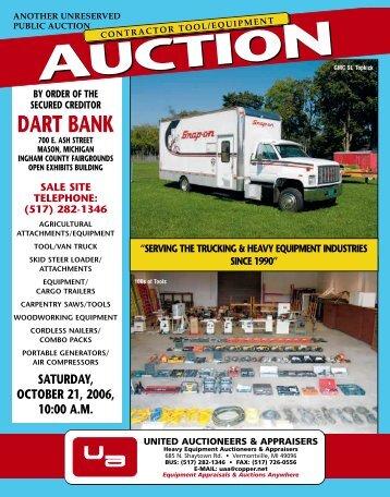 GMC SL Topkick - United Auctioneers & Appraisers