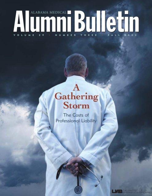 AlumniBulletin - The University of Alabama at Birmingham
