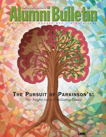 the pursuit of parkinson's - The University of Alabama at Birmingham