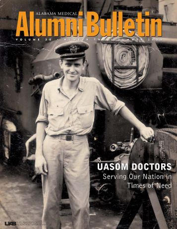 uasom doctors uasom doctors - University of Alabama at Birmingham