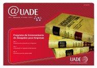 TAPA 69 septiembre 07 - Universidad Argentina de la Empresa