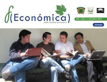 Número 3 - Universidad Autónoma del Estado de México