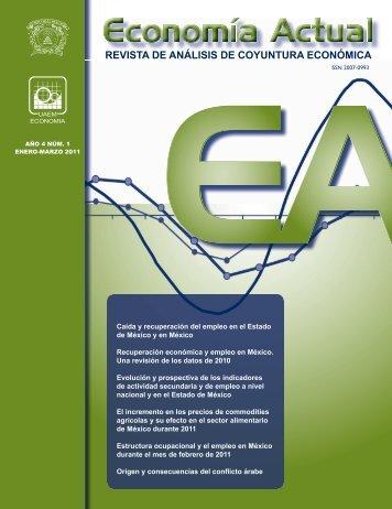 revista de análisis de coyuntura económica á ó - Universidad ...
