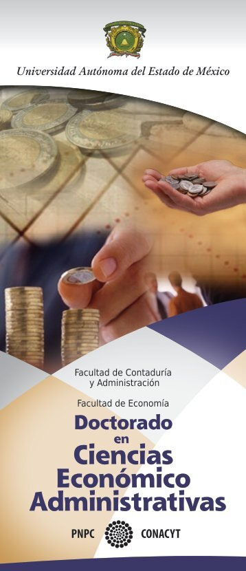 Ciencias Económico Administrativas - Universidad Autónoma del ...