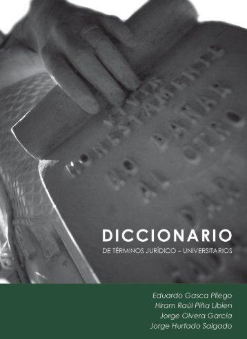diccionario - Universidad Autónoma del Estado de México