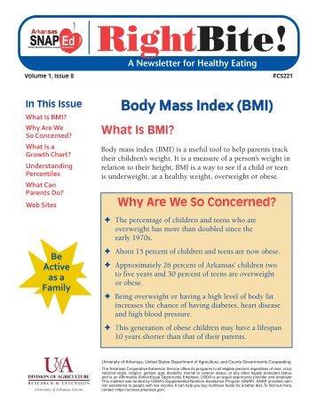 Publication Report Primary 1 Body Mass Index Bmi Statistics