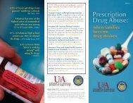 Prescription Drug Abuse: when families become drug dealers - MP491