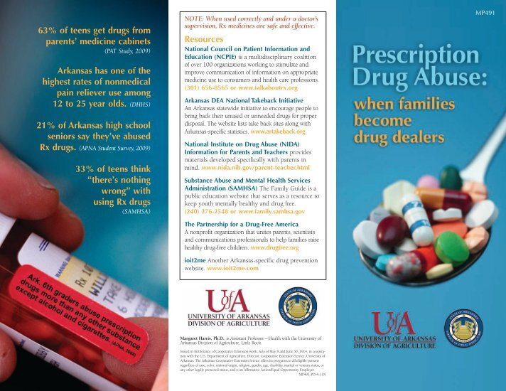 prescription drug abuse Prescription drug abuse affects people across the world opioids, depressants and stimulants are leading rx drugs of abuse globally.