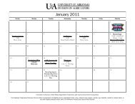 Lawrence County 4-H Calendar (PDF) - University of Arkansas ...