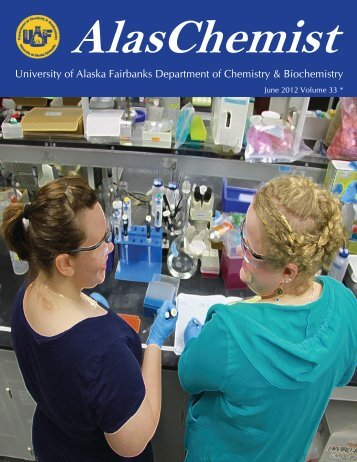AlasChemist - University of Alaska Fairbanks
