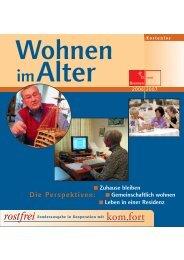 Wohnen im Alter.pdf - Die Senatorin für Soziales, Kinder, Jugend ...
