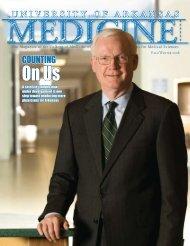 Stopping the Hurt - University of Arkansas for Medical Sciences