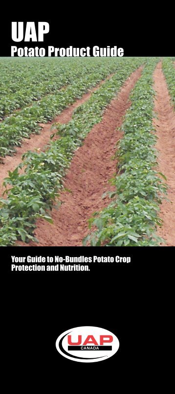 Potato Product Guide - UAP