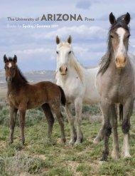 Spring/Summer 2011 - The University of Arizona Press