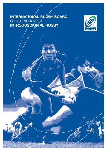 Curso de Coaching IRB Nivel 1 - International Rugby Board