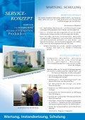 UAS Service-Konzept: Reinigen - Warten - Reparieren (948 KB) - Seite 4