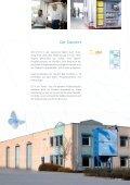 UAS Inc., Leistungen, Produkte, Vertrieb - Seite 5