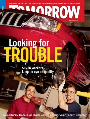 Looking For TROUBLE - UAW-Chrysler.com