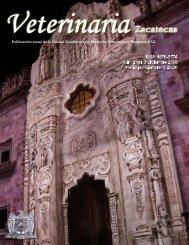 Revista Veterinaria Zacatecas 2008 - Universidad Autónoma de ...