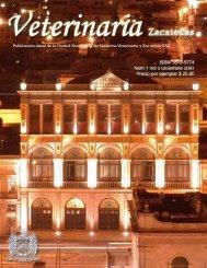 Revista Veterinaria Zacatecas 2007 - Universidad Autónoma de ...