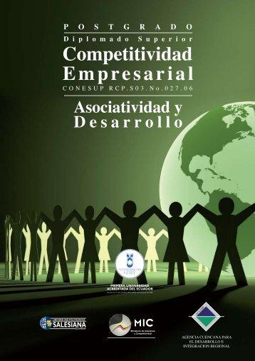 Competitividad Empresarial - Universidad del Azuay