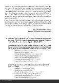 Investigaciones, Proyectos y Programas (informe) - Universidad del ... - Page 3