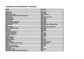 Svenska tidningar (pdf)