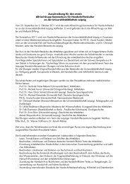 Ausschreibung für den ersten Alfried Krupp-Sommerkurs für ...