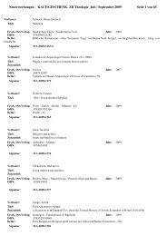ZB Theologie Juli / September 2009 Seite 1 von 65