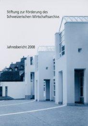 2008 (pdf) - Universitätsbibliothek Basel - Universität Basel