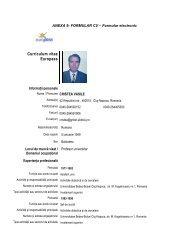 Vasile Cristea - Universitatea Babes - Bolyai, Cluj - Napoca
