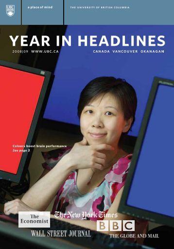 2008 | 09 - University of British Columbia