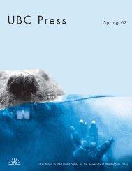 Alliance and Illusion - UBC Press