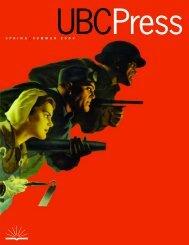 S P R I N G | S U M M E R 2 0 0 4 - UBC Press