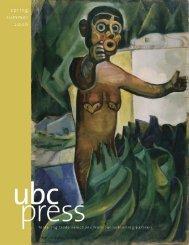 UBC Press SPRING 2006