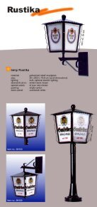Page 1 Page 2 I EFFECTIVE I RELIABLE I INDIVIDUAL lantern Our ... - Page 4