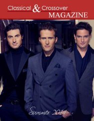 Classical Crossover Magazine, Summer 2014