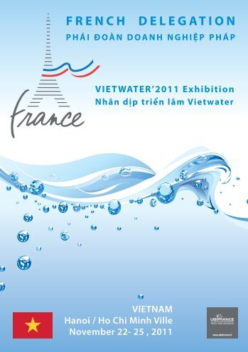 VIETNAM Hanoi / Ho Chi Minh Ville November 22- 25 ... - UBIFRANCE