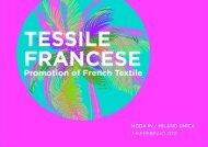 Catalogo Tessile Francese - UBIFRANCE
