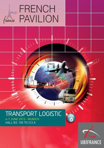 transport logistic - Ubifrance
