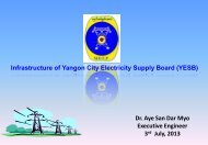 Yangon City Electricity Board - UBIFRANCE