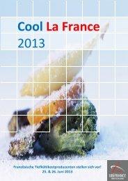 Cool La France 2013 - Ubifrance