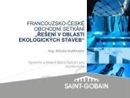 Saint-Gobain Group presentation template - UBIFRANCE