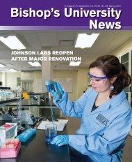 Spring 2011 - Bishop's University