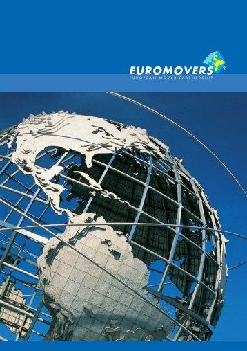 Imagebroschüre Euromovers National ... - Fischer Umzüge