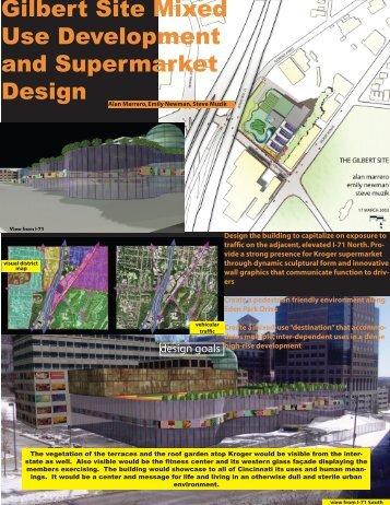 Gilbert Site Mixed Use Development and Supermarket Design