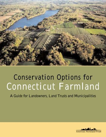 Conservation Options for Connecticut Farmland