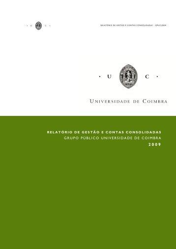 GRUPO PÚBLICO UNIVERSIDADE DE COIMBRA